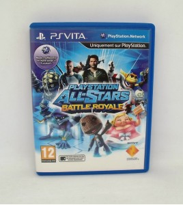Playtation All-Stars Battle Royale sur Playstation Vita PS Vita Sans Notice