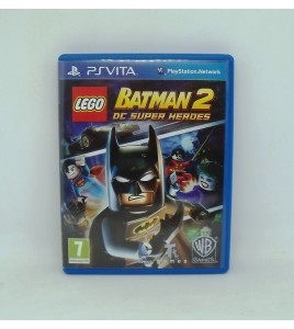 Lego Batman 2 : DC Super Heroes sur Playstation Vita PS Vita Sans Notice