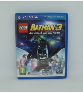 Lego Batman 3 : Au-delà de Gotham sur Playstation Vita PS Vita Sans Notice