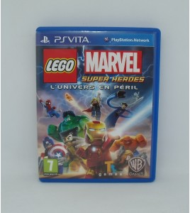 Lego Marvel Super Heroes sur Playstation Vita PS Vita Sans Notice