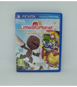 Little big planet Marvel Super Hero Edition sur Playstation Vita PS Vita Sans Notice