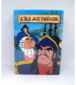 L'Ile au trésor - VF Coffret 5 DVD