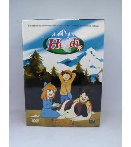 Heidi - Coffret 5 DVD - Partie 2 - 26 épisodes - VF Coffret  5 DVD