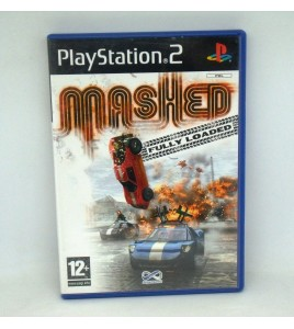 Mashed Fully Loaded sur PS2 Playstation 2 Avec Notice