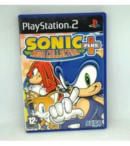 Sonic Mega Collection Plus sur PS2 Playstation 2 Avec Notice