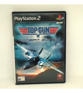 Top Gun Combat Zones sur PS2 Playstation 2 Avec Notice