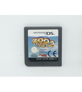 Zoo Tycoon 2 sur Nintendo DS
