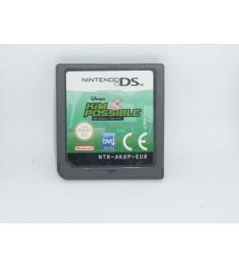 Kim Possible chasse aux Jumeaux sur Nintendo DS, 2DS  & 3DS L42