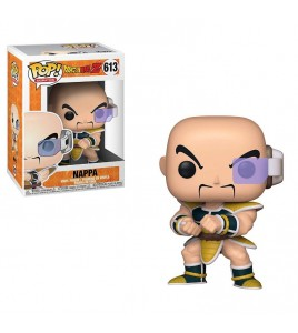 Figurine Pop Dragon Ball Z - Pop Vinyl 613 Nappa 9 cm