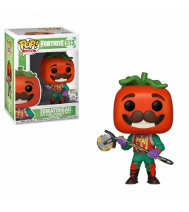 Figurine Pop Fortnite - Pop Vinyl Disney 513 TomatoHead 9 cm