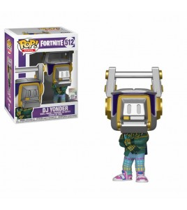 Figurine Pop Fortnite - Pop Vinyl Disney 512 DJ Yonder 9 cm