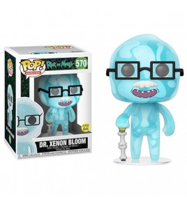 Figurine Pop Rick et Morty - Pop Vinyl 570 Dr. Xenon Bloom 9 cm