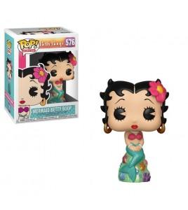 Figurine Pop Betty Boop  - Pop Vinyl 555 Sock Hop 9 cm