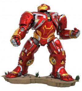 Avengers Infinity War Marvel Movie Gallery statuette Deluxe Hulkbuster MK2 25 cm