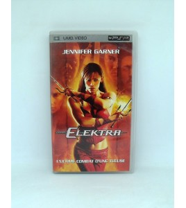 Elektra UMD Vidéo sur PSP  Playstation Portable