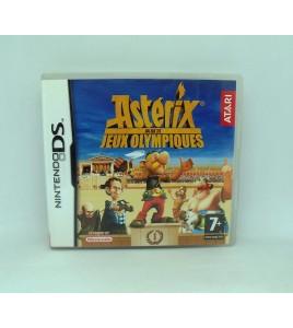Astérix aux Jeux Olympiques sur Nintendo DS, 2DS & 3DS avec Notice