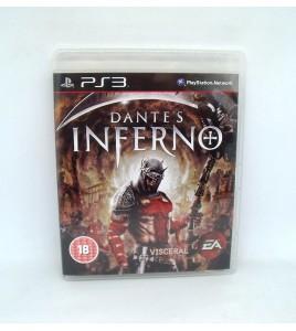 Dante's Inferno sur Playstation 3 PS3 avec Notice