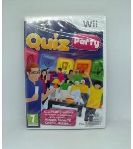 Quiz Party sur Nintendo Wii Neuf