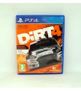 Dirt 4 sur Playstation 4 PS4 sans Notice