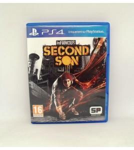 InFamous : Second Son sur Playstation 4 PS4 sans Notice