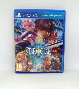 Star Ocean: Integrity and Faithlessness sur Playstation 4 PS4 sans Notice
