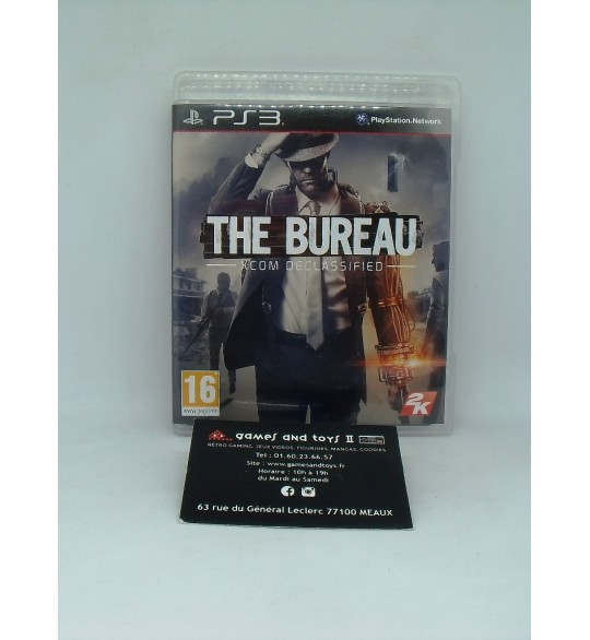 The Bureau : XCOM Declassified sur PS3  avec Notice