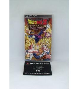 Dragon Ball Z : Tenkaichi Tag Team sur Playstation Portable PSP  avec Notice
