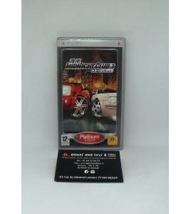 Midnight club 3 dub edition - platinum sur Playstation Portable PSP  sans Notice