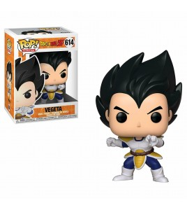 Figurine Pop Funko Dragon Ball Z  - Pop Vinyl 614 Vegeta 9 cm