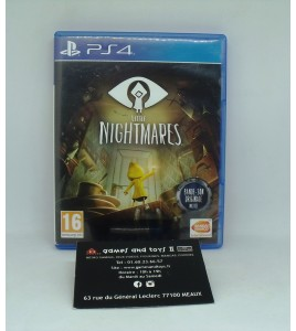 Little Nightmares sur Playstation 4 PS4 sans Notice