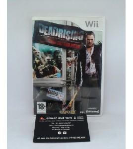 Dead Rising : Chop Till You Drop sur Nintendo Wii  avec Notice