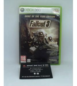 Fallout 3 sur Xbox 360  avec Notice