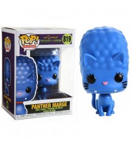 Figurine Pop Les Simpsons - Pop Vinyl 819 Panther Marge 9 cm