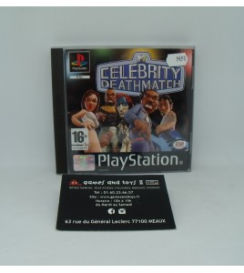 MTV Celebrity Deathmatch sur Playstation 1