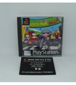 South Park Rally sur Playstation 1 Avec Notice