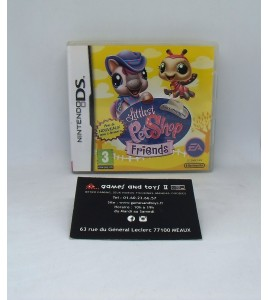Littlest pet shop friends : à la campagne sur Nintendo DS, 2DS & 3DS  avec Notice