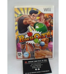 Punch-Out!! sur Nintendo Wii avec Notice