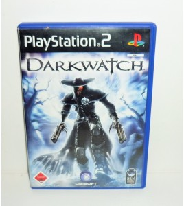 Darkwatch sur Playstation 2 PS2 avec Notice MA01 Import Allemand
