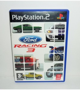 Ford Racing 3 sur Playstation 2 PS2 avec Notice MA03
