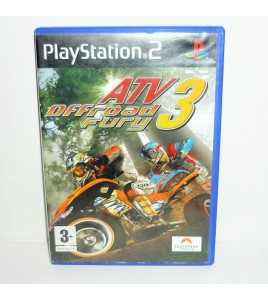 ATV Off Road Fury 3 sur Playstation 2 PS2 avec Notice MA07
