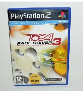 Toca Race Driver 3  sur Playstation 2 PS2 avec Notice MA11