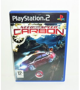 Need for speed : carbon sur Playstation 2 PS2 avec Notice MA14