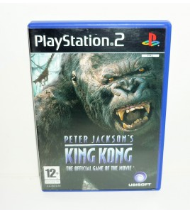 King Kong sur Playstation 2 PS2 avec Notice MA16
