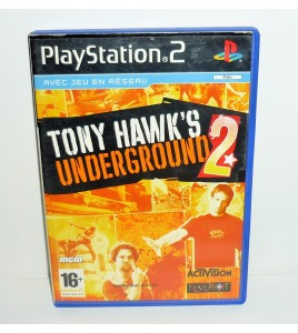 Tony Hawk's Underground 2 sur Playstation 2 PS2 avec Notice MA24