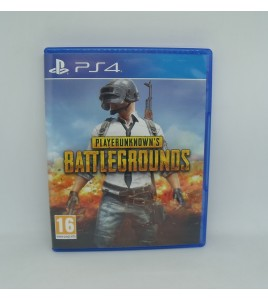 PlayerUnknown's Battlegrounds sur Playstation 4 PS4 sans Notice