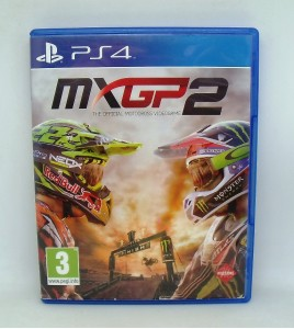 Mxgp 2 sur Playstation 4 PS4 sans Notice