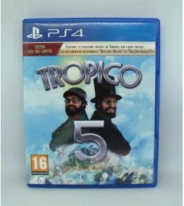 Tropico 5  sur Playstation 4 PS4