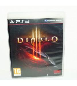 Diablo 3 III sur PS3  avec Notice
