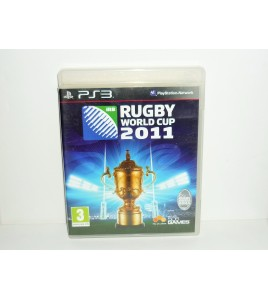 Rugby World Cup 2011 sur PS3  avec Notice
