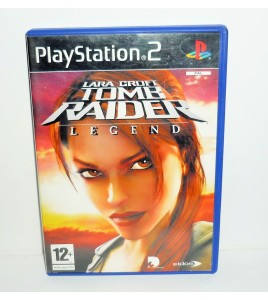Tomb Raider Legend sur Playstation 2 PS2 avec Notice MA26